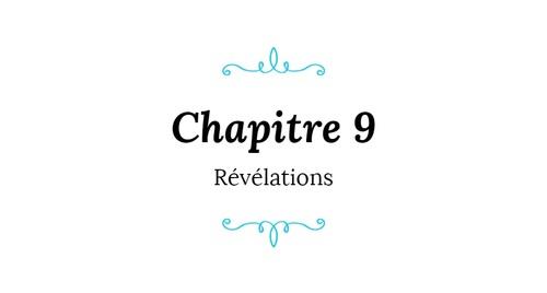 Solutions des scènes du chapitre 9