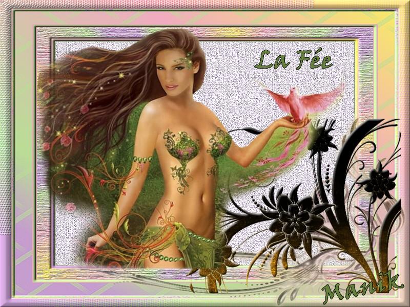 Déi pour Lilimaya ( La Fée )