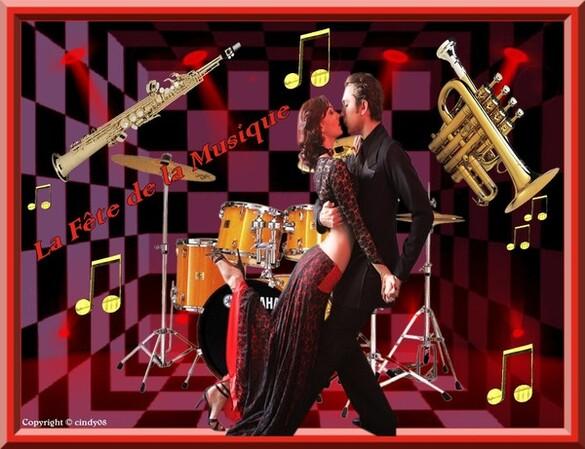 La fête de la musique