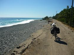 Santiago de Cuba - Campismo La Mula : 117 km