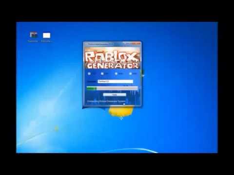 Accueil - Roblox Robux Tool