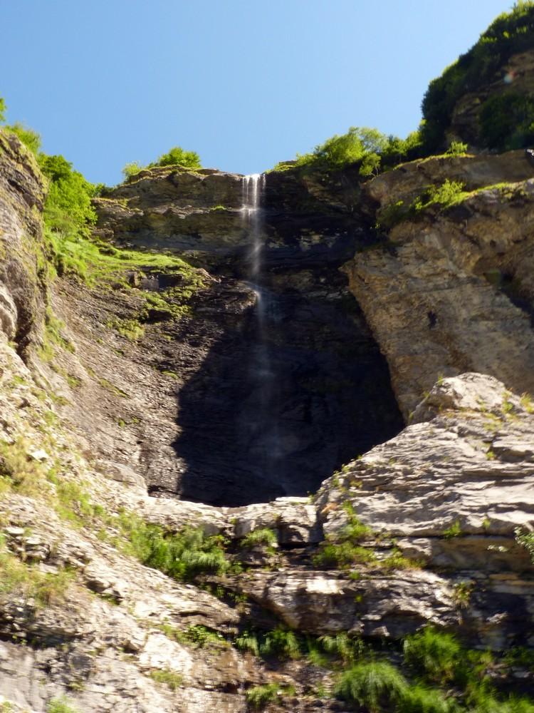 Cascade des Lanchettes