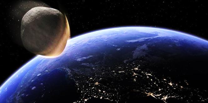 Un astéroïde géant, passera entre la Terre et la Lune en 2135... la Terre pourrait trembler