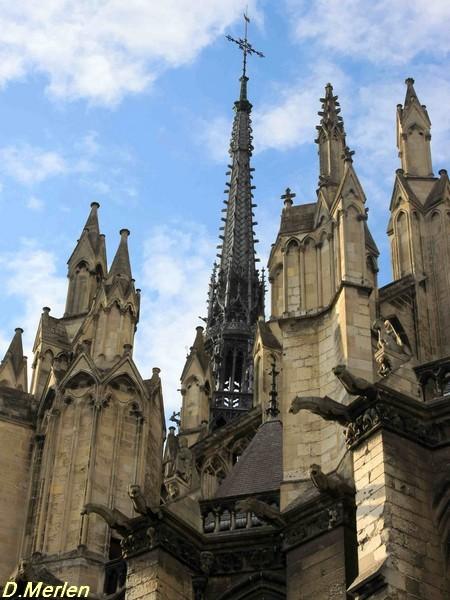 Picardie - la Cathédrale d'Amiens -80