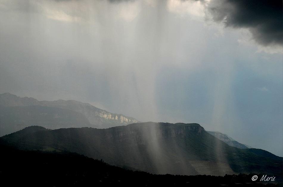 Foutue pluie