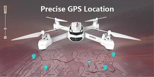Drones  baratos con GPS