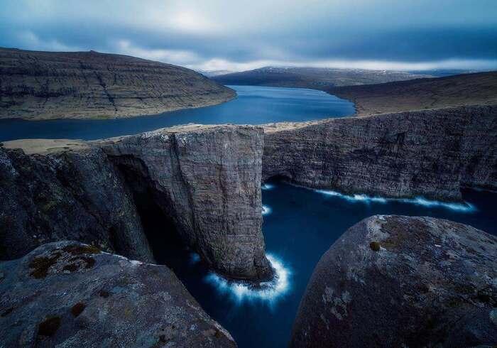 Paysages merveilleux de la nature par Shane Wheel