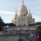 A Paris - Le Sacré-Coeur