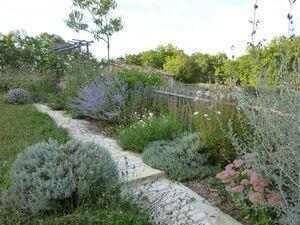 Les jardins de la Brande