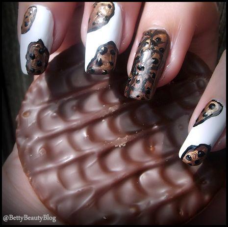 Nailstorming food nails