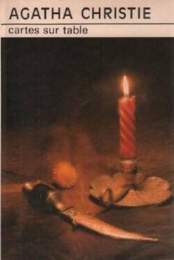 Cartes sur table - Agatha Christie (Joyeux Anniversaire Hercule Poirot !)