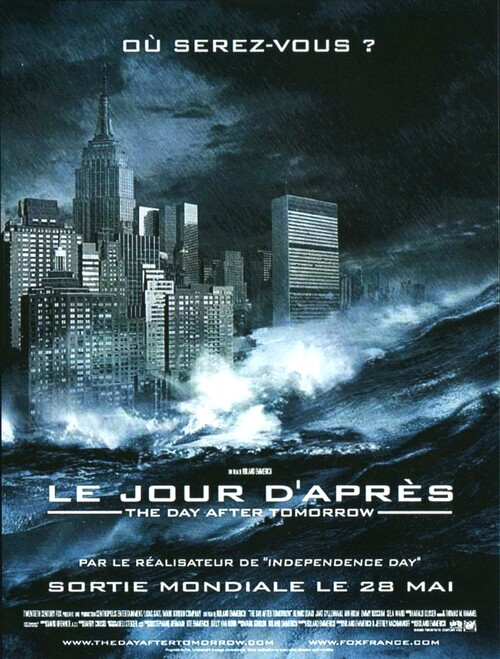 LE JOUR D'APRES BOX OFFICE FRANCE 2004