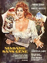 madame sans gene,1