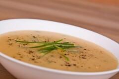 Image : soupe aux châtaignes