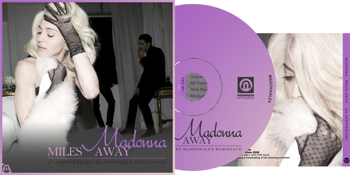Miles Away - 4th Anniversary RemixPack by Madonnalex