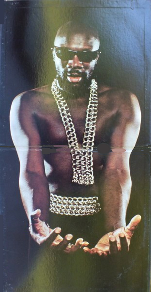 "Isaac Hayes : Album "" The Isaac Hayes Movement "" Enterprise Records ENS-1010 [ US ]"