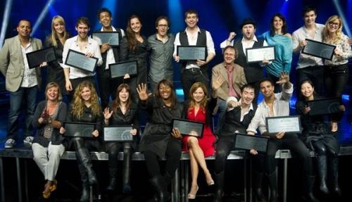 La tournée Star Académie 2012 certifiée Billet platine !