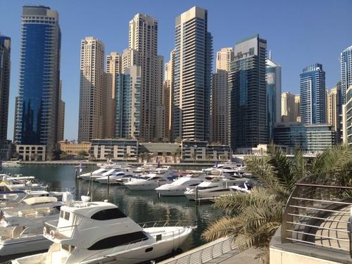 Parenthèse Dubaiote