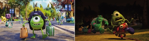 [Blu-ray 3D] Monstres Academy (Monsters University)
