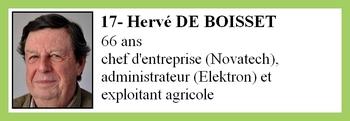 17- Hervé DE BOISSET