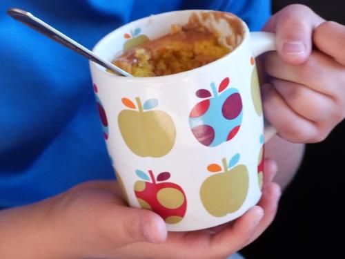 Recette Mug Cake au Carambar