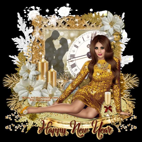 Défi - Nouvel An 1 de Shanel