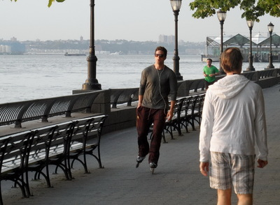 Espaces publics urbains et nouvelles pratiques sportives