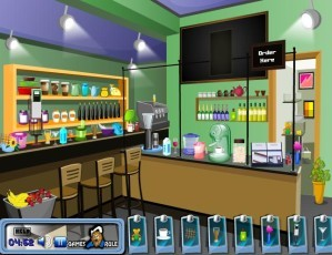 Hidden objects - Cafe