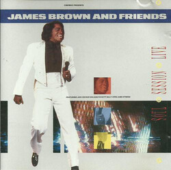 James Brown & Friends - Soul Session Live - Complete LP