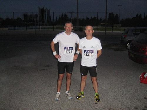 Marathon du Luberon du 7 octobre 2012 :