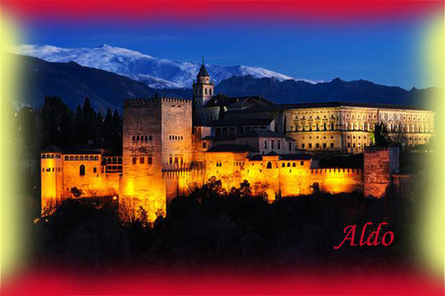 PPS Alhambra de Grenade