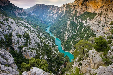 Canyons d'Europe ...