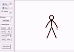Logiciel d'animation: Pivot Stickfigure Animator
