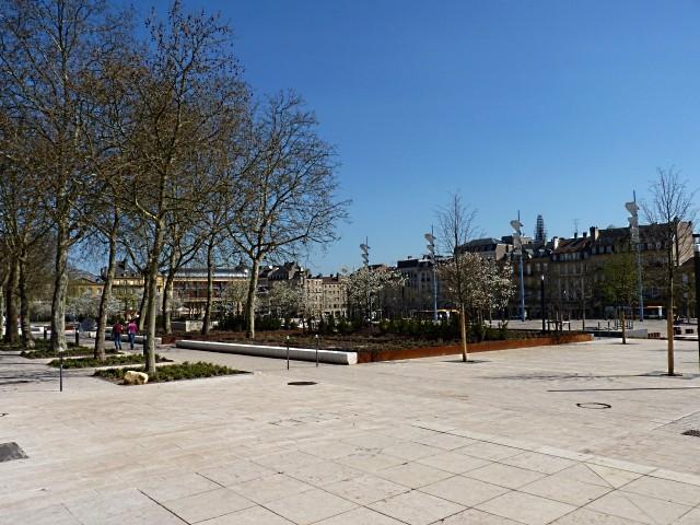 La Nouvelle place de la République de Metz 20 Marc de Metz
