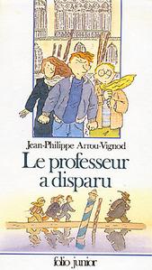 Le prof a disparu d'Arrou-Vignod.