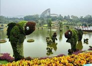 INTERLUDE : L'art du jardin en Chine