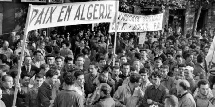 Guerre d'Algérie: le jour où des Français ont prôné le droit à l'insoumission