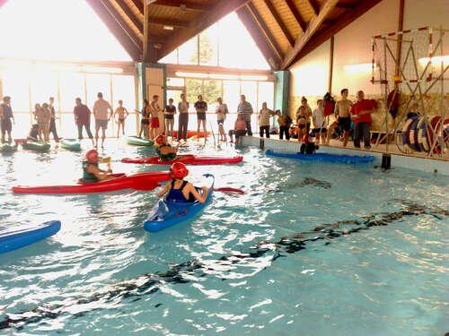 Tournois de kayak polo