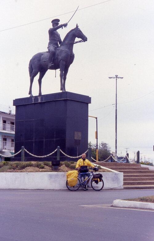 Paraguay à vélo (2005)