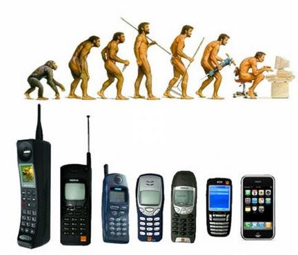 Théorie de l'Evolution !