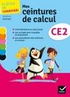 A l'école de Charivari CE2 éd. 2014 - Cahier de l'élève + 1 planche d'autocollants (Pack de 5 ex.)