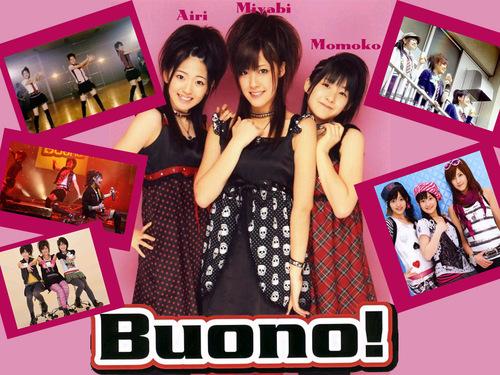 discographie Buono