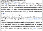 2002-2003 MCA Feminine Basket-ball Vice-Championne d'Algérie
