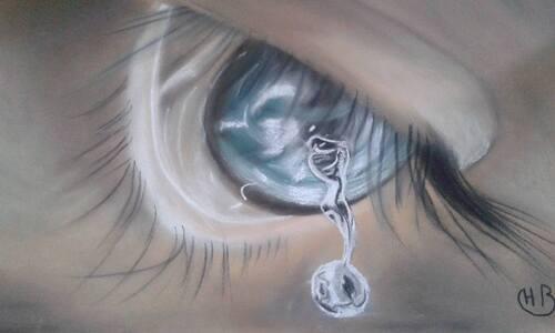 larme de christal