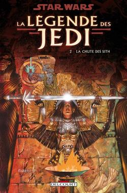 Comics -  La légende des Jedi -la chute des Sith
