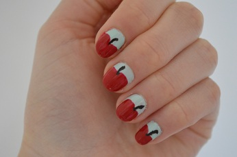 Apple Nails ♥