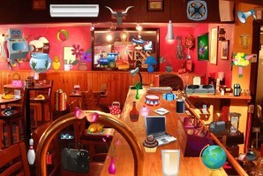 Pub - Hidden objects