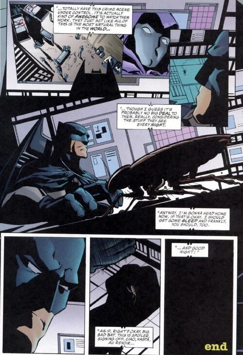 BATMAN: GOTHAM KNIGHTS