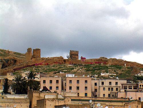 Patrimoine mondial de l'Unesco  -  La médina de Fès  - Maroc  -