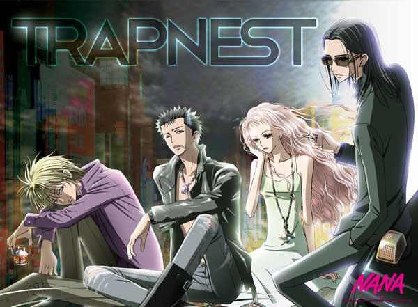 Nana OST Trapnest